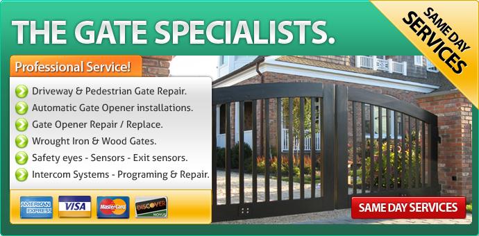 Gate repair Carlsbad CA
